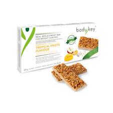 14 Barres Substitut de Repas Goût Fruits Tropicaux - bodykey by NUTRILITE™ - NEW