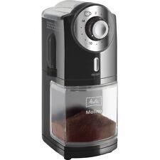 Melitta Molino elektr. Kaffeemühle schwarz