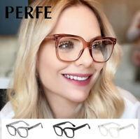 Women TR90 Square Optical Glasses Clear Lens Fashion Myopia Glasses Frame 2020