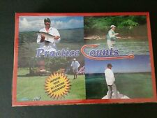 Fly Fishing Practice Counts Simulation Kit Manual Improve Casting (New) G12
