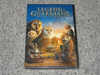 Legend of the Guardians: The Owls Of Ga'Hoole (Widescreen DVD, 2010) SEALED/NEW