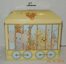 """1985 Precious Moments Enesco """"This Day is Something To Roar About"""" 15989 Htf"""