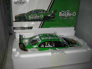 1:18 AUTHENTIC FORD FALCON #1 WINTERBOTTOM 2016 ITM AUCKLAND SUPERSPRINT WINNER