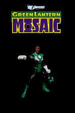"DC Universe Classics Green Lantern 5 Pack JOHN STEWART (Mosaic) 6"" Comics Figure"