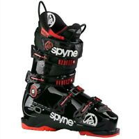 K2 SKI BOOTS SPYNE 90 MONDO 28.5 UK 10 EU 44 BLACK MENS