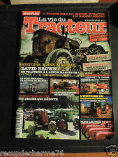 la vie du tracteur  n 5 david brown latil big bud  16v 747 fete a coume vertuzey