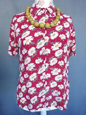 Chemisier woman shirt  Vintage 80 Taille FR38/40 US6/8 UK10/12 EUR36/38