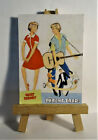 The Parent Trap Movie Poster 1961 ACEO Original PAINTING by Ray Dicken