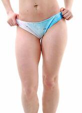 Femme Wildfox Space Cadet Bas De Bikini Multi RRP £ 62 BCF65