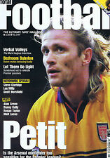 EMMANUEL PETIT / STEVE CLARIDGE / LEE MILLS	Total Football	no.	47	May	1999