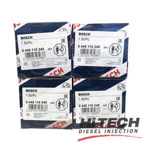 Ford Ranger & Mazda BT50 3.0L INJECTOR SET Genuine Bosch 0445110249 WE011-3H50A