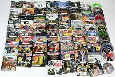 PC Gamer Demo Lot Rare 76 Discs Resident Evil Duke Nukem 3D Warcraft 1996-2006