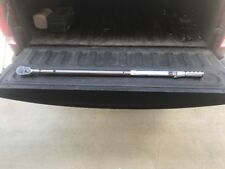 "Caterpillar Cat Tools 3/4"" Drive Torque Wrench 600 Ft Lbs 6v7916 Huge"