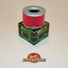 Honda CB350S CB450S Twin Engine Oil Filter. HF111