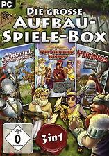 Die große Aufbau-Spiele-Box (PC, 2014, DVD-Box)