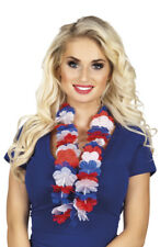 Collier France bleu blanc rouge tricolore coupe foot14 juillet supporter drapeau