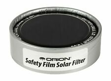 Orion E-Series Safety Film Solar Filters #7785