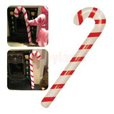 INFLATABLE CANDY CANE STICK BIG BLOW UP TOY BOY GIRL BIRTHDAY PARTY BAG FILLER