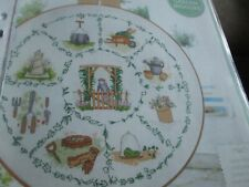 'Green Fingers' Cross Stitch Chart  (only)