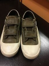 CUSHE MEN SNEAKERS SIZE 44 LEATHER