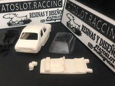 Kit resina Renault R12 GORDINI 1/32 Scale Resin Slot Car Body Kits