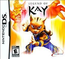 Legend of Kay (Nintendo DS) Lite Dsi xl 2ds 3ds xl