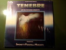Simonetti* - Pignatelli* - Morante* - Tenebre (LP, Album)