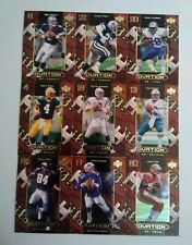 1999 UD Ovation Complete Set 1-60 Vets Brett Favre Payton Manning More see pics