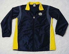 NIKE Full Zip Jacket - Boys XL 18-20 - Dark Blue & Gold - NIKE HOOPS