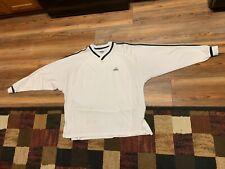 3 total ADIDAS vintage men's Shirts  2Xl but read measurements
