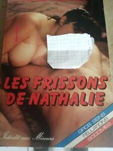 CURIOSA ROMAN-PHOTOS les frissons de nathalie 120 pages