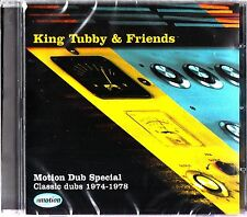 KING TUBBY Motion Dub Special The Best of Classic Dubs 1974-78 CD NEW Skatalites