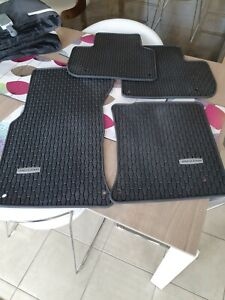 GENUINE JAGUAR RUBBER MATS - XF -