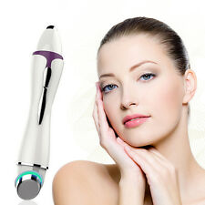 LED Vibration Eye Massager Black Eye Dark Circle Face Wrinkle Remove Machine
