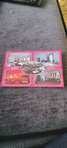 Postcard Royal Hotel West Cliff Whitby North Yorkshire Multiview P4