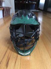 Cascade Cpv Lacrosse Helmet Size Xxs. Green/Black