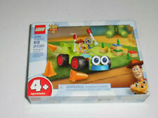 LEGO Toy Story 4 Woody and RC 10766 Disney Pixar 69 Piece Building Set Toy NIB