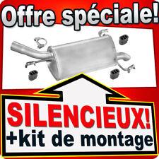 Silencieux Arriere OPEL CORSA C 1.7 DI DTI HAYON 1998-2004 échappement DEE
