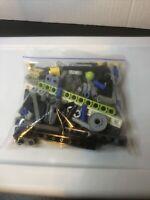 100 Lego Technic Mindstorms NXT RCX BULK Parts LOT Liftarms Bricks Axles Pins 14