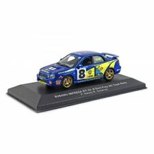 IXO Subaru Diecast Racing Cars