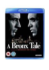 A BRONX TALE [Blu-ray Disc] Robert De Niro Classic Gangster Mafia Movie