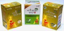 YEJIMIIN Herbal Hot Fomentation Pads 5 ORGANIC COTTON pads*1 box -Korean Product