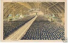 WORLD COMMUNION EXERCISES U.S. NAVAL CENTER SAMPSON NY