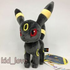 "Pokemon Umbreon Plush Soft Toy Stuffed Animal Doll Teddy 9"""
