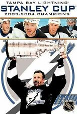 NHL Stanley Cup Champions 2004 (DVD, 2004)