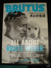 Bruce Weber Brutus Magazine from Japan Brand New 2005