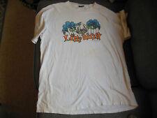 Limp Bizkit 'Puppeteer' white T-shirt 1997 vintage Giant Metal Rock Korn
