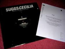 """MADNESS / SUGGS - CECILIA - UK 12"""" + SHEET - SUGGS STIFF SKA TWO 2 TONE CD VINYL"""