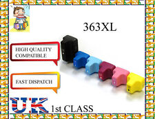 12 363XL High Capacity High Quality Ink Cartridges for hp nonoriginal