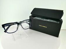 Dolce & Gabbana DG 3305 (3065) Striped Blue 54 x 17 145 Eyeglass Frames
